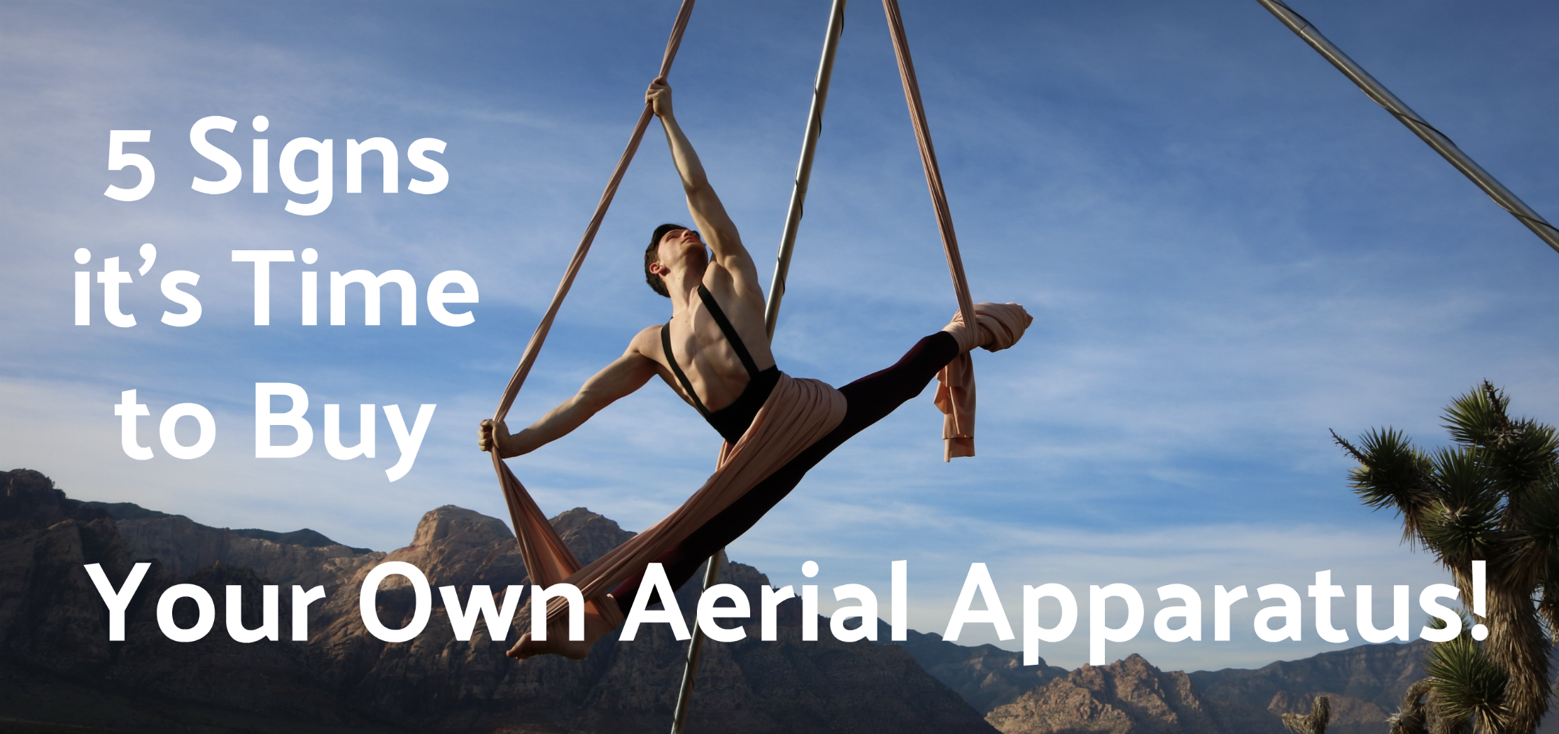 5 Signs it's Time to Buy Your Own Aerial Apparatus